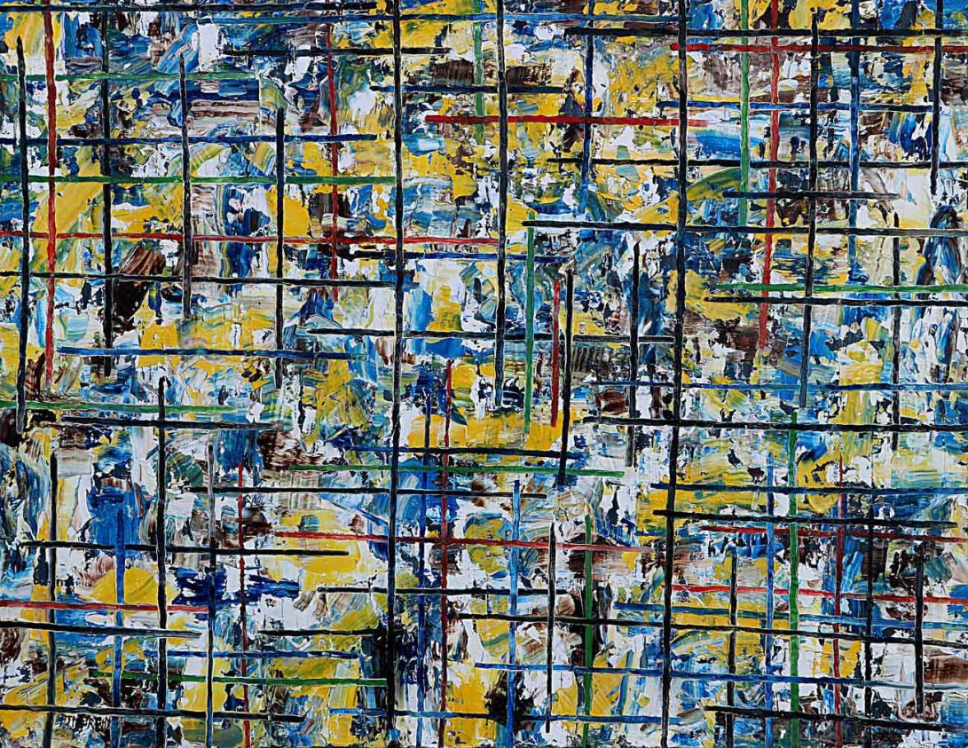 IMAGE 2 ABSTRACT 27 oil paint