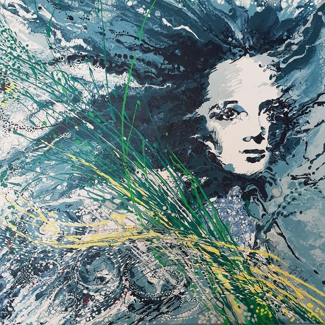 Luba Holland-Sonnet141 50x50 cm